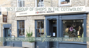 Cotswold Awards-Domestic Science